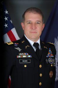 Major Jason B. Ross