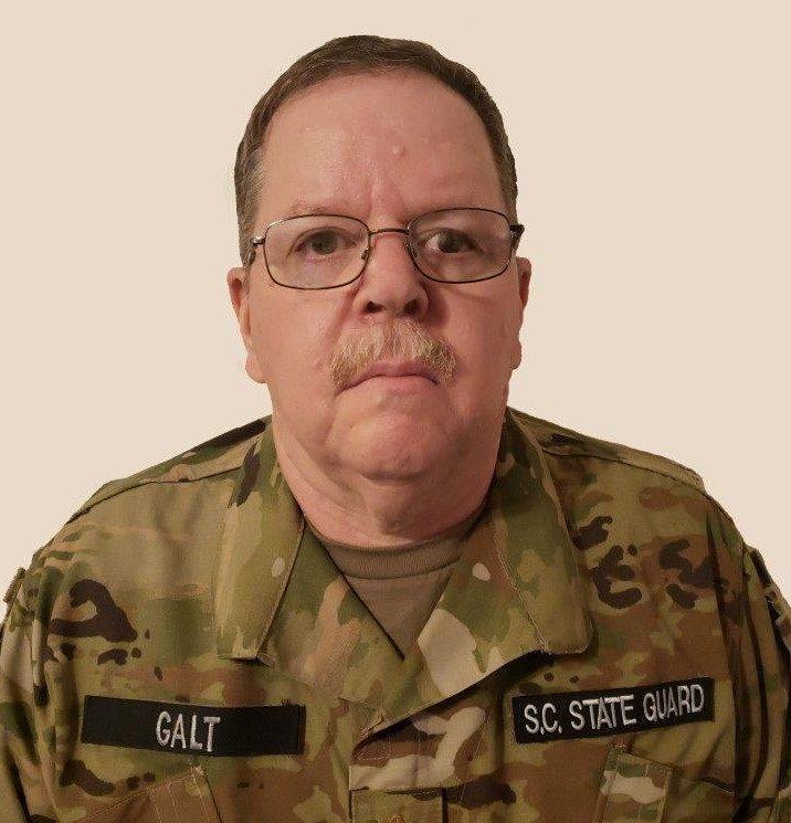 Major Danial Galt