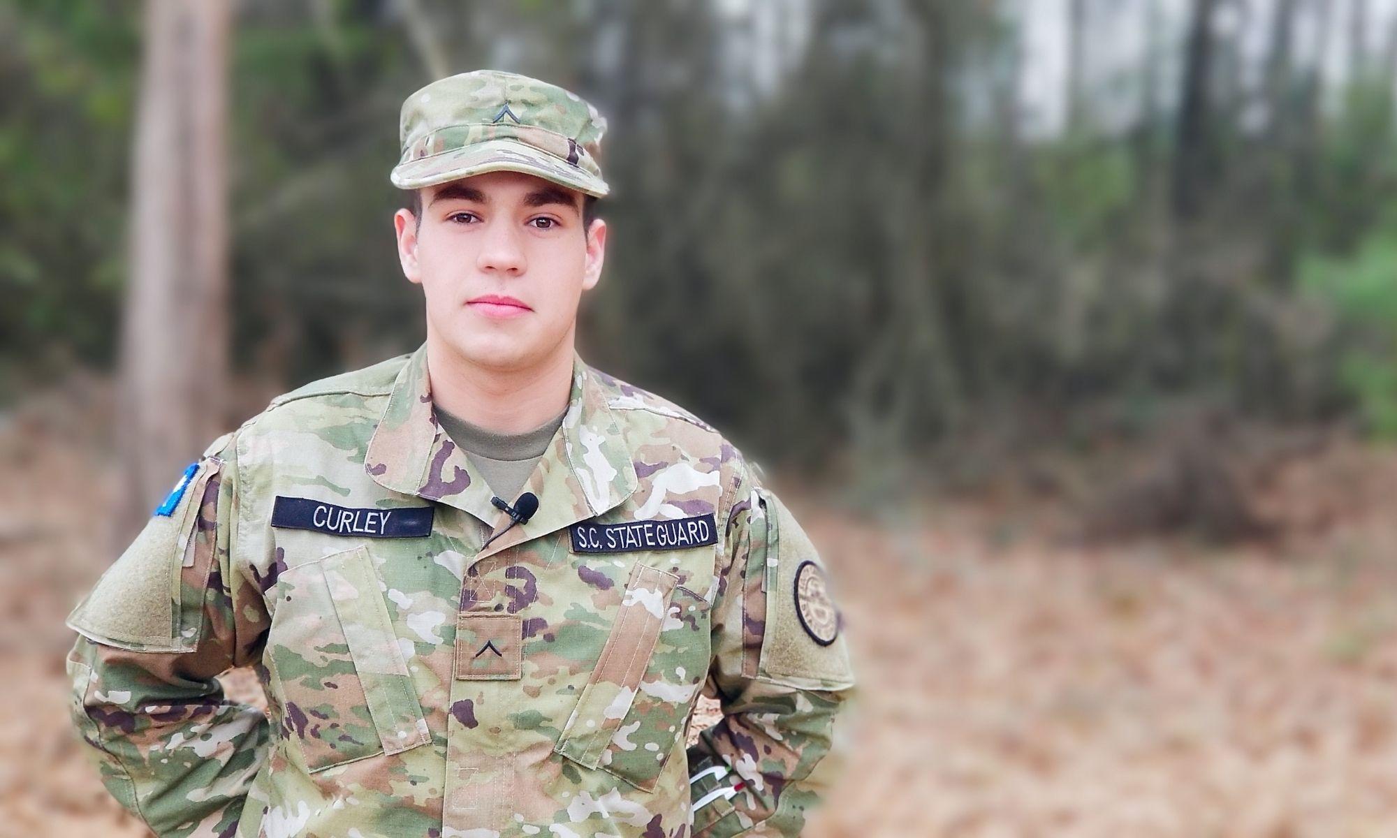The South Carolina State Guard